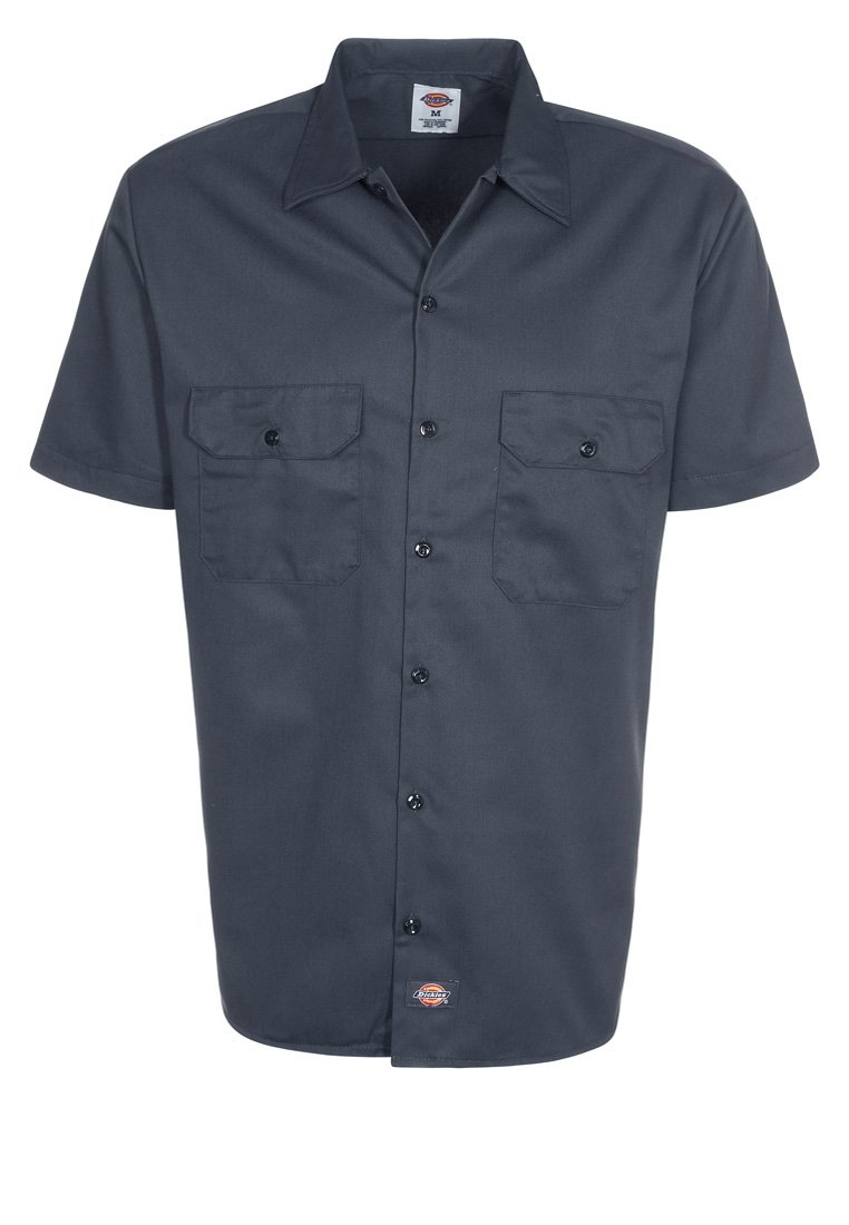 Dickies Camisa informal charcoal grey