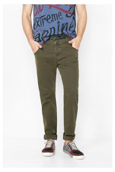 Desigual - Hombre - Pantalón caqui para hombre - Cristobal - Size 30