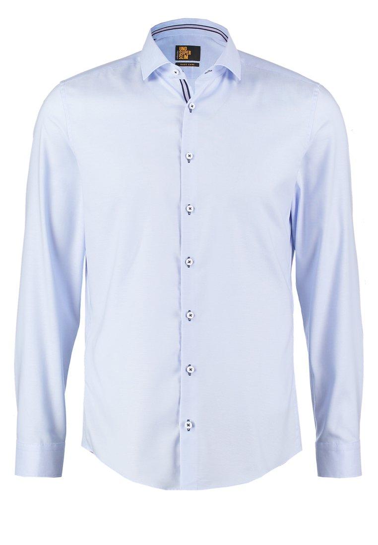 Seidensticker Uno Super Slim SUPER SLIM FIT Camisa de traje hellblau