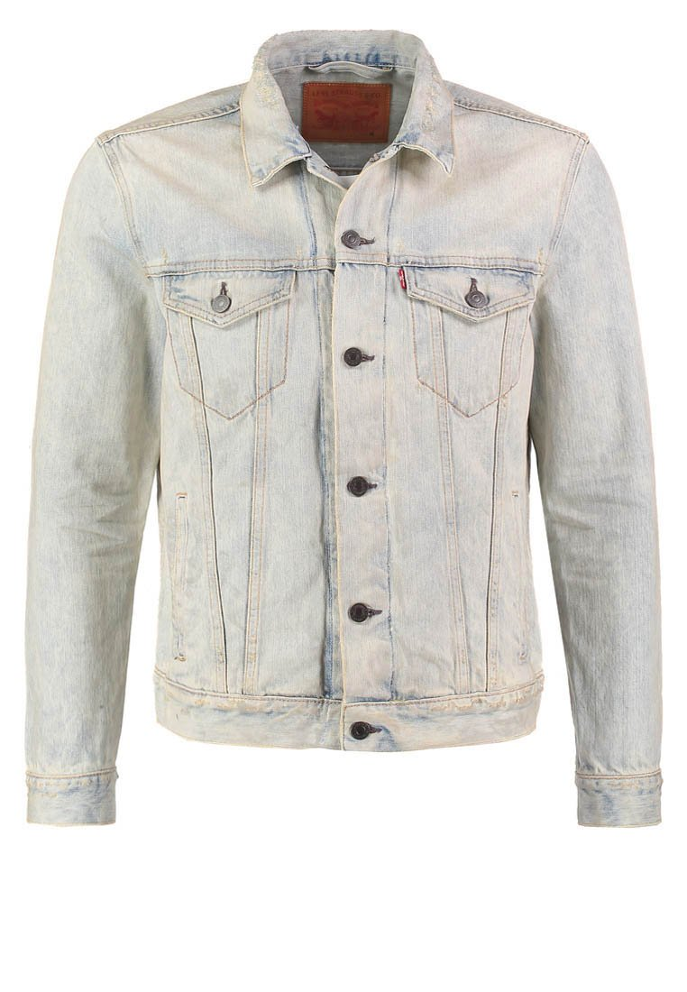 Levi's® THE TRUCKER Chaqueta vaquera flushed trucker