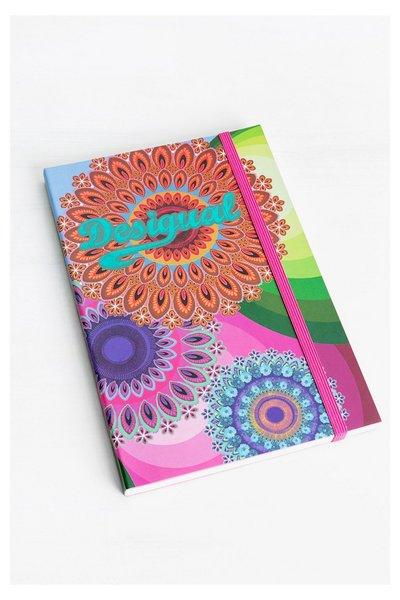Desigual - unisex - Cuaderno Desigual Colors - Colors - Size U
