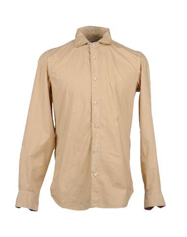 BALLANTYNE Camisa de manga larga hombre