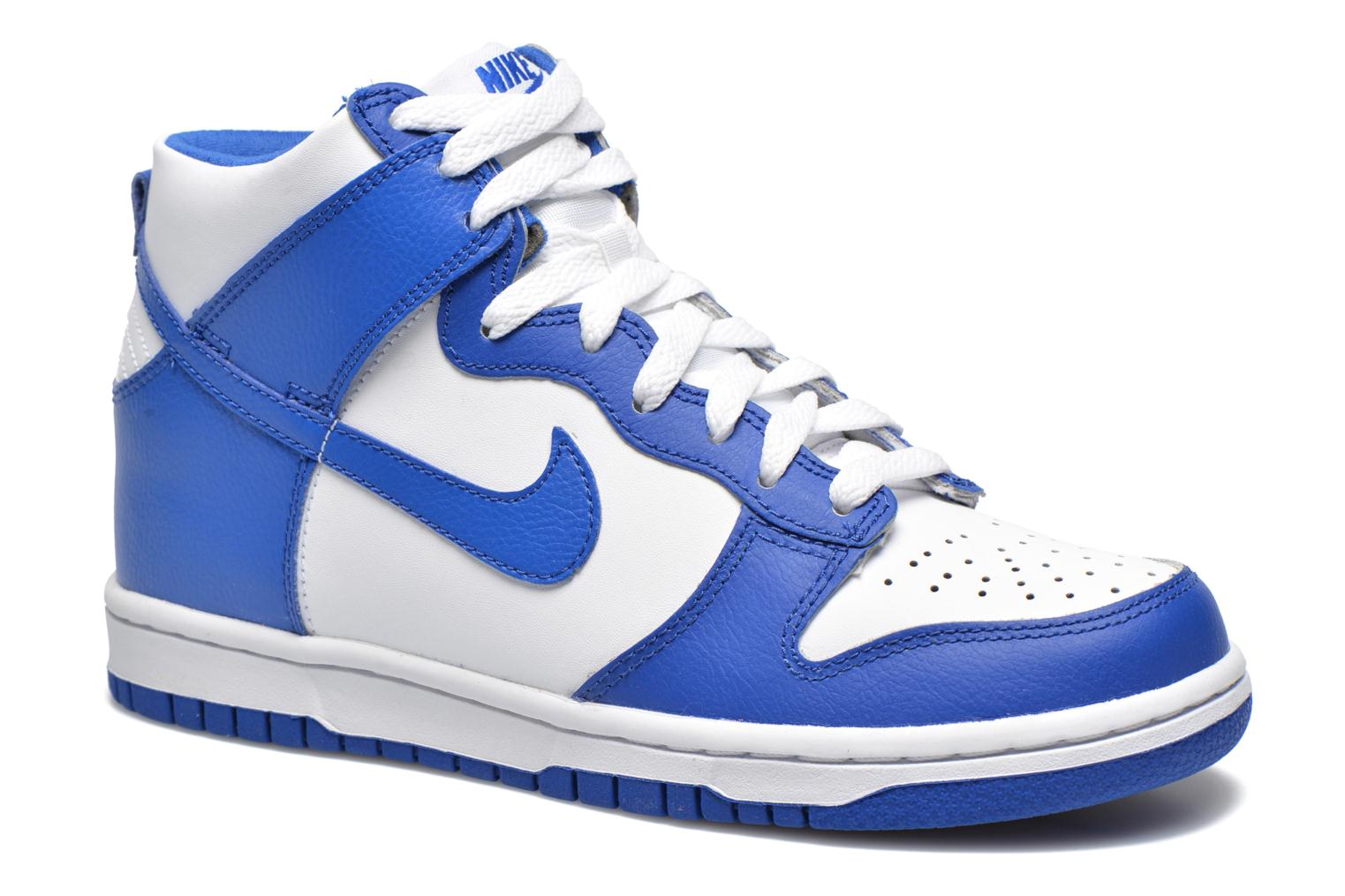 Nike Dunk High (Gs) by Nike Azul