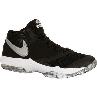 Zapatillas baloncesto adulto Nike Air Max Emergent negro