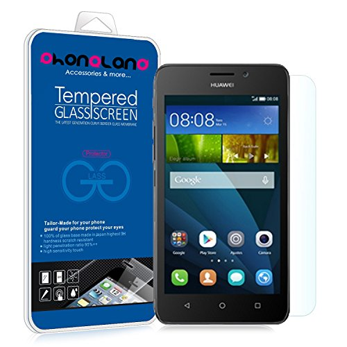 Film Protector pantalla de cristal templado Premium para Huawei Ascend P6
