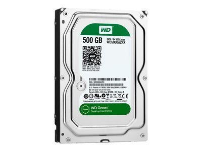 Western Digital Caviar Green - Disco duro interno de 500 GB 7200 rpm