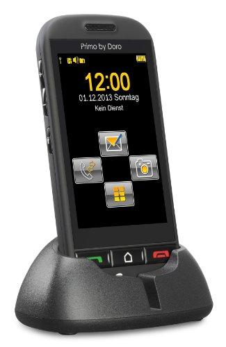 Doro Primo 571 - Teléfono móvil (8,89 cm (3.5