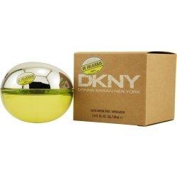 DKNY BE DELICIOUS von Donna Karan für Damen. EAU DE PARFUM SPRAY 3.4 oz / 100 ml