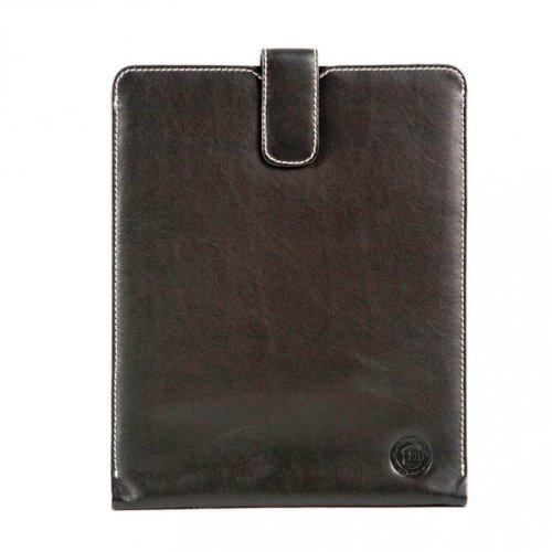 dbramante1928 - Funda de piel para iPad, iPad 2 y 3 3G, color negro
