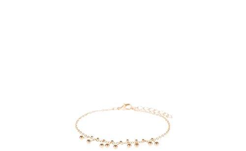 d062cfc4ebc8 Comprar Parfois - Mujer - Pulsera Golden Delicates - Dorado - al mejor  precio