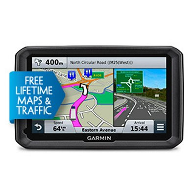 Garmin Dezl 770LMT Europa Completa + Btooth +Tráfico - Navegador GPS