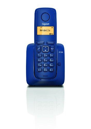 Gigaset A120 Teléfono inalámbrico DECT, bajo de la radiación