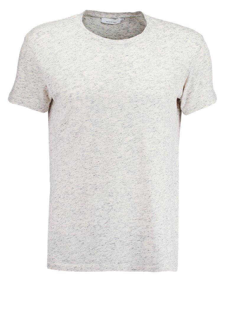 Samsøe & Samsøe Camiseta básica cream