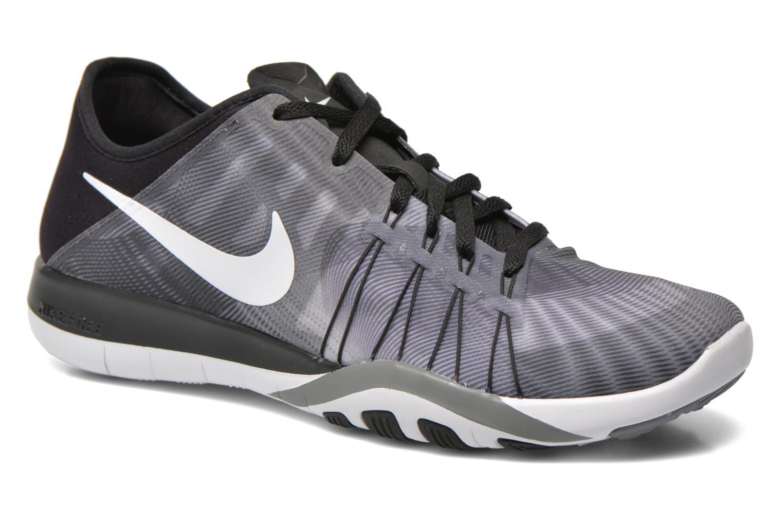 Wmns Nike Free Tr 6 Prt by Nike Gris