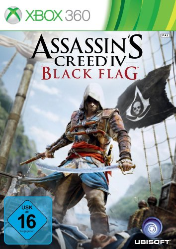 Assassin's Creed 4: Black Flag [Importación Alemana]