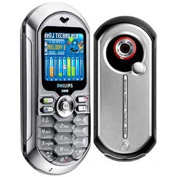 Philips 355 Teléfono móvil