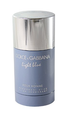 Dolce & Gabbana - Light Blue Pour Homme - Desodorante stick - 75 ml