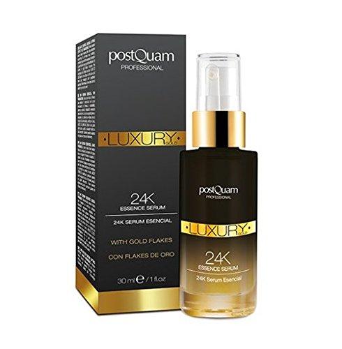Postquam Serum facial Luxury 24 K Essence Serum 30 ml