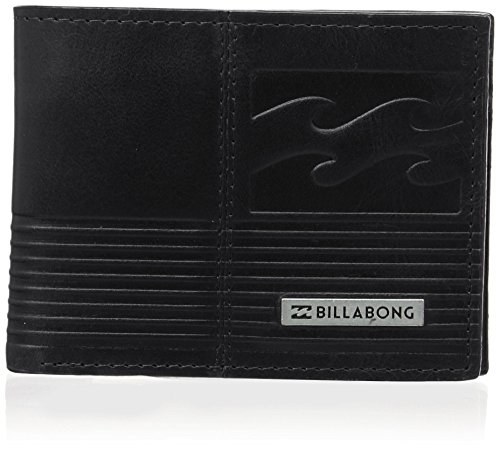 Billabong Invert - Monederos para hombre, color black (black), talla única