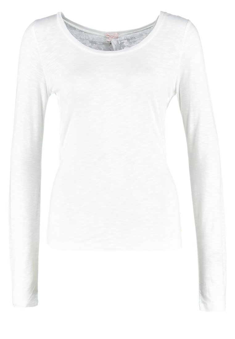 Mogul SILVANA Camiseta manga larga off white