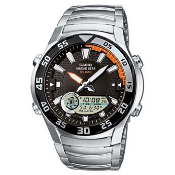 Reloj digital de pulsera Casio AMW-710D-1AVEF