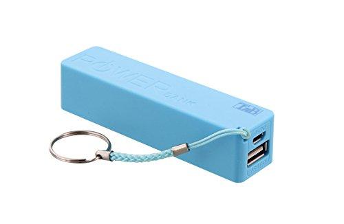 T'nB PBU2000BL - Bateria externa universal Powerbank T'NB 2000 mAh azul