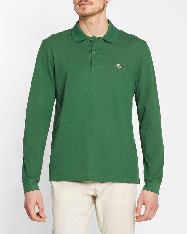 LACOSTE, 12.12 Original Green Polo Shirt