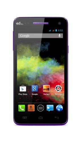Wiko Rainbow - Smartphone libre Android 4.2 (Pantalla 5