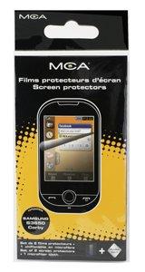 Muvit MCF3171 - Protector de pantalla para smartphone Samsung Corby Pro (B5310), Samsung S3650 Corby