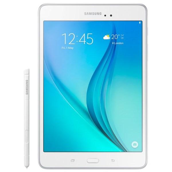 Samsung Galaxy Tab una P355 8.0 pulgadas LTE 16GB Tablet con S Pen (blanco)