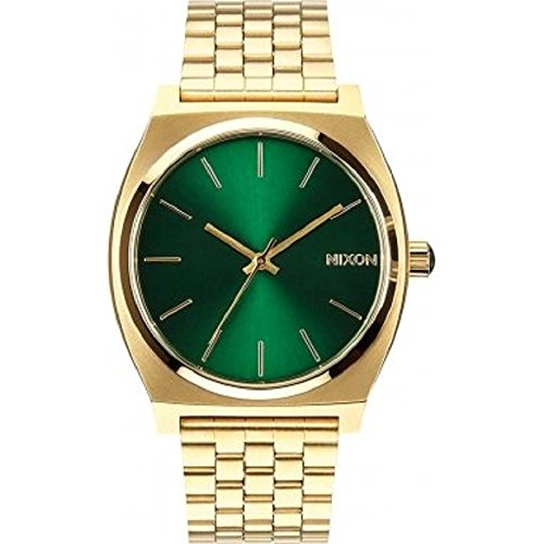 Nixon Time Teller Green Sunray