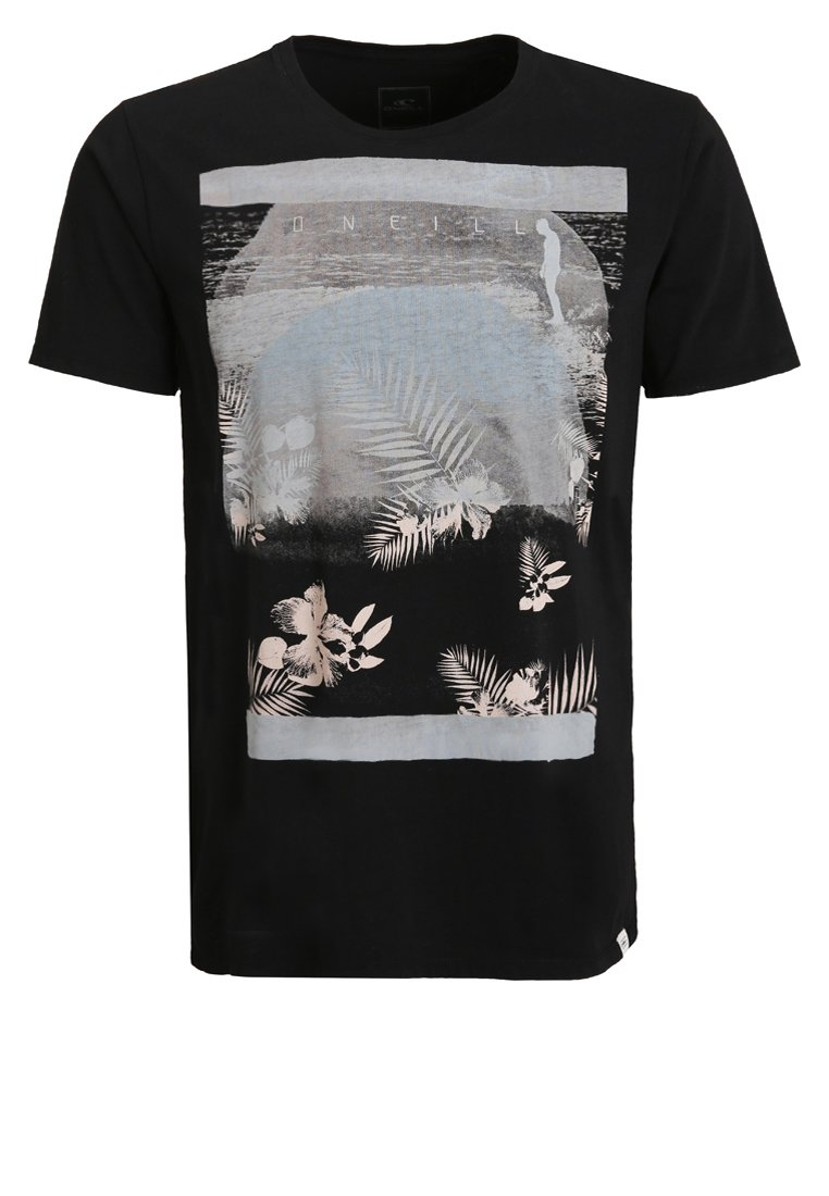 O'Neill WATER ART Camiseta print black out