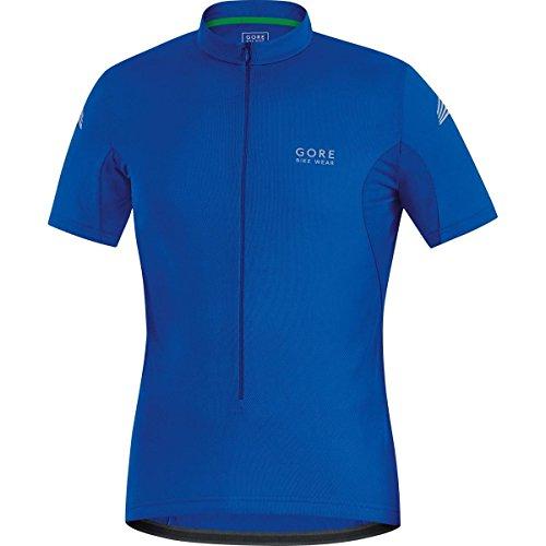 Gore Bike Wear Element - Maillot para hombre, color azul, talla XL