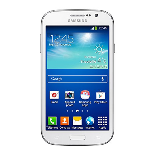 Samsung Galaxy Grand Plus - Smartphone libre Android (pantalla 5
