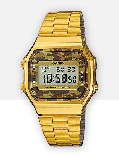 Reloj Casio A168WEGC-5EF