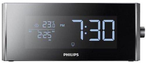 Philips AJ7010 - Radio despertador con sintonizador digital [Importado de Francia]