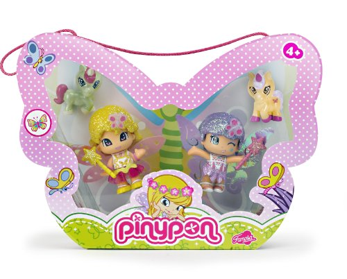 Pin y Pon - Pack Hadas