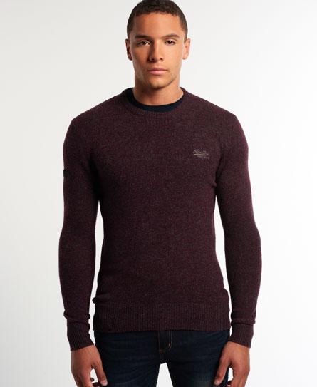 Jersey de cuello redondo Harrow