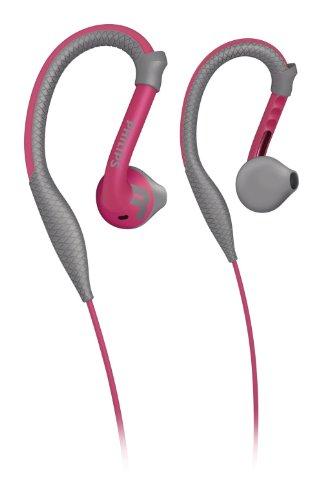 Philips SHQ2200 - Auriculares de clip, rosa