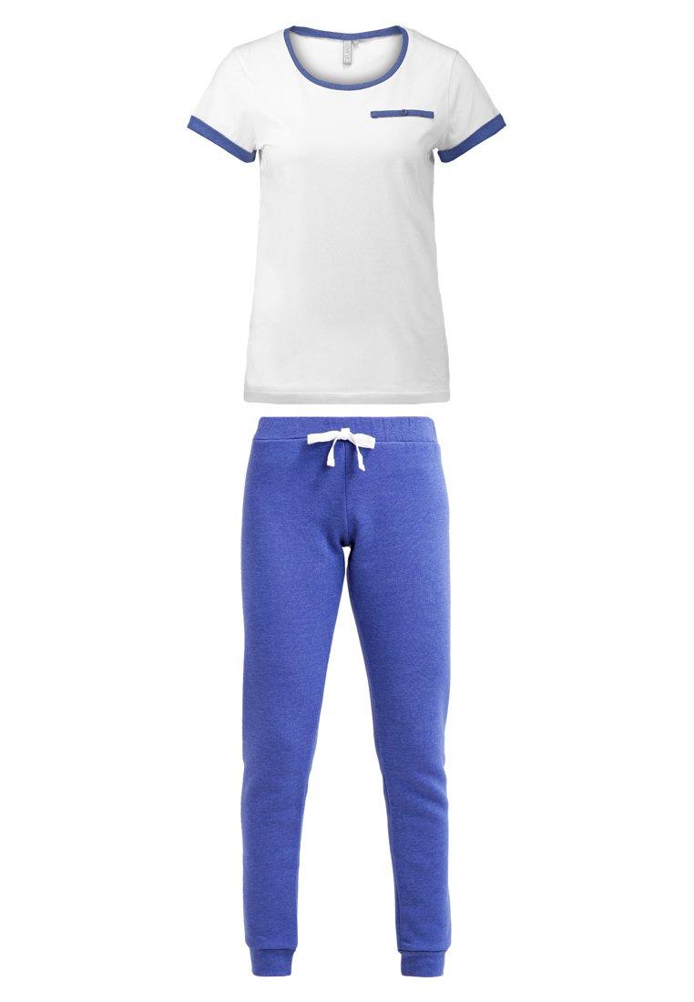 CALANDO Pijama corto blue