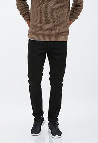 Jeans Slim-Fit – Lavado Oscuro