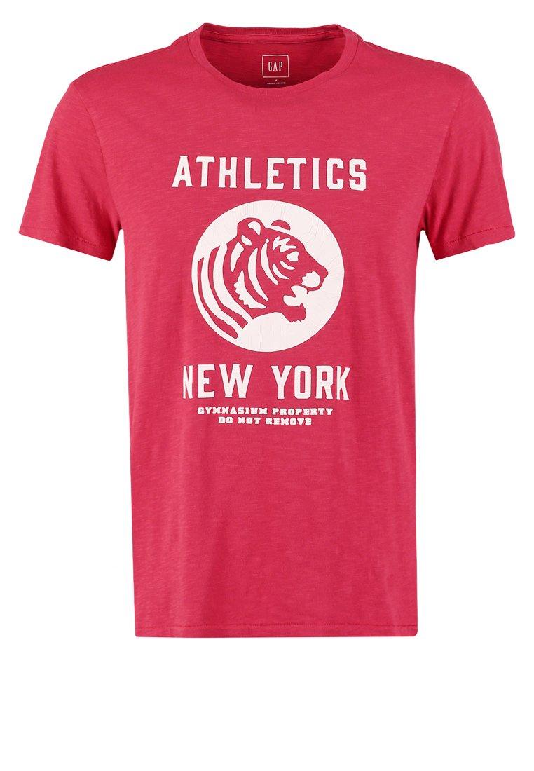 GAP Camiseta print lasalle red