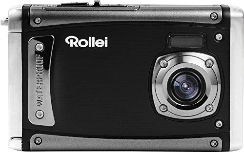 Rollei Sportsline 80 - Cámara digital de 8 MP (Full HD, pantalla TFT-LCD de 2.4