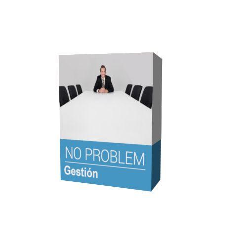 No Problem Gestión - Software TPV