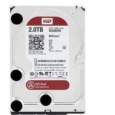 DISCO DURO INTERNO HDD WD NAS RED WD20EFRX 2TB 3.5