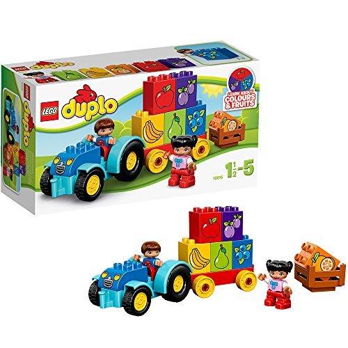 LEGO DUPLO - Mi primer tractor, multicolor (10615)