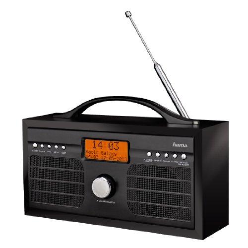 Hama DR1100 - Radio digital (DAB+ y FM)