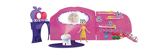 Gipsy - Playset, cuartel general Del revés (Inside Out) (70535)