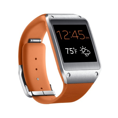 Samsung Galaxy Gear - Smartwatch Android (pantalla 1.63