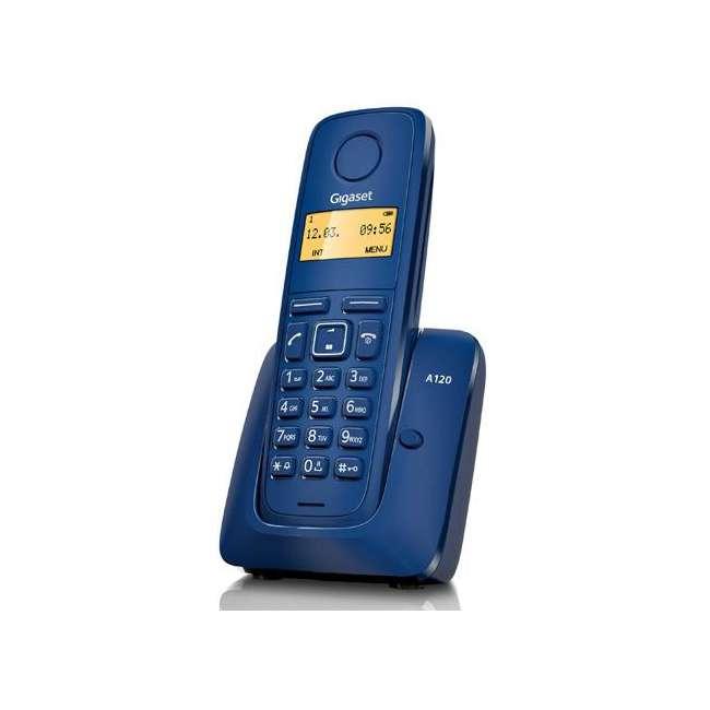 Siemens Gigaset A120 Azul - Teléfono Inalámbrico